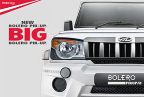 Mahindra Big Bolero Pikup Download Brochure