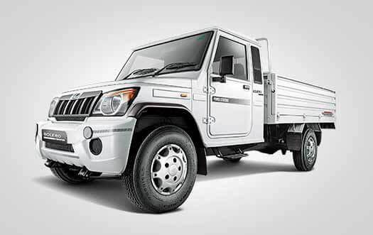 Mahindra Big Bolero Pickup front view Image