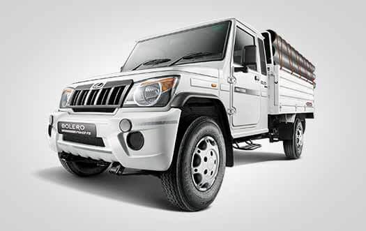 Mahindra Bolero Camper Double Cabin Pickup Vehicle