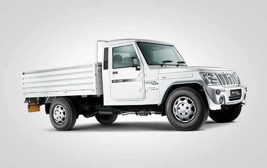 Mahindra Bolero Pick up back view 2 image