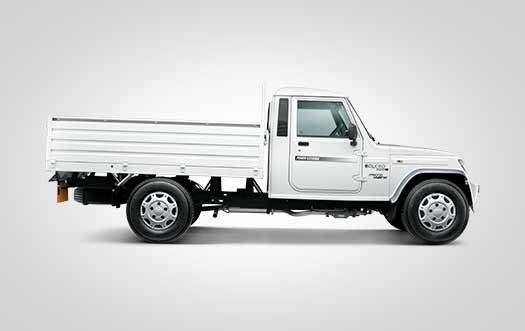Mahindra Bolero Pick up side view 7 image